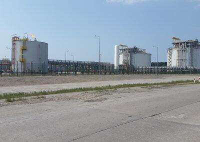 Case study – Swinoujscie LNG terminal